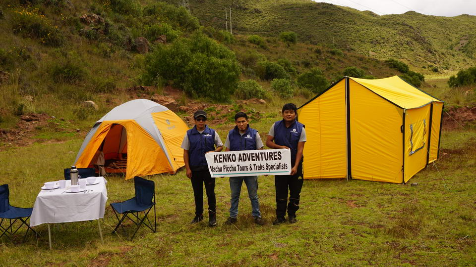 Inca Trail Glamping Tours and Service