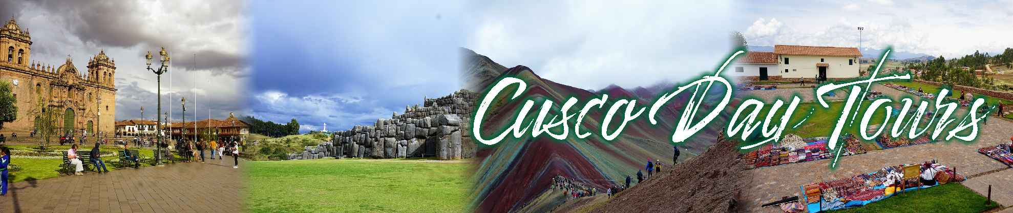 Cusco Day Tours | City Tour, Ollantaytambo, Rainbow Mountain