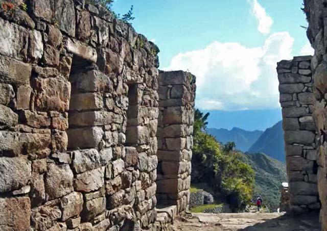 Inti Punku Machu Picchu - Sungate