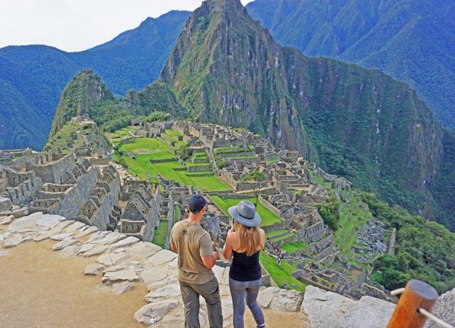 Machu Picchu Hiking Tours - Final destination
