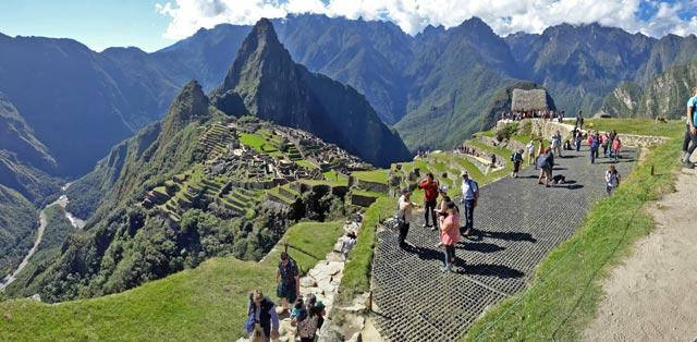 Walking with Machu Picchu Hiking Tours