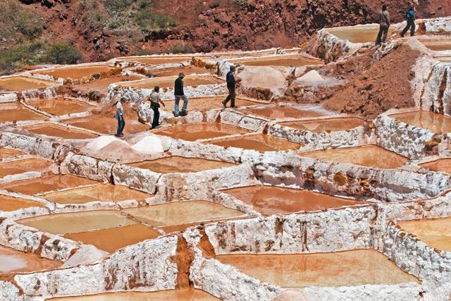 Maras Salt Mines - Machu Picchu Hiking Tours