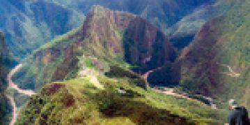 Huayna Picchu and Machu Picchu Mountain