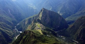 Machu Picchu Mountain view - Machu Picchu 2 Day Hike + Sacred Valley + Machu Picchu Mountain
