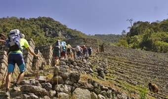 Inca Trail sickness altitude training