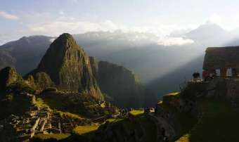 best time at machu picchu