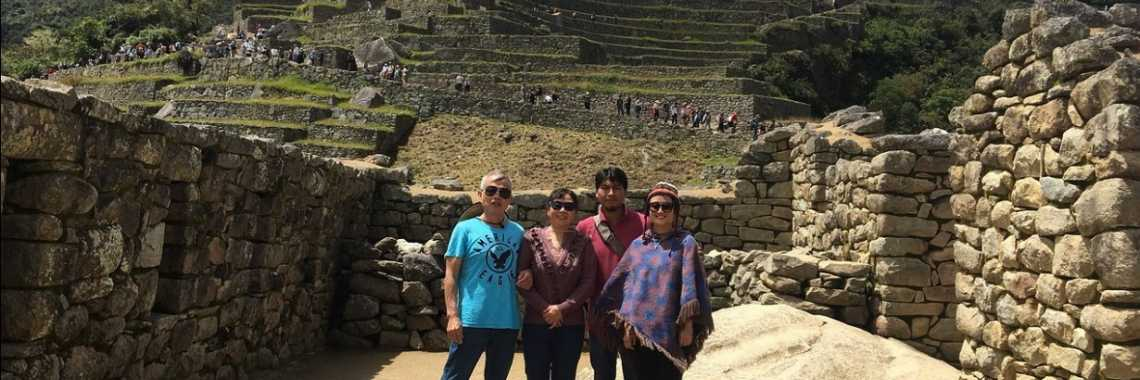 Machu Picchu Tour with Adventures
