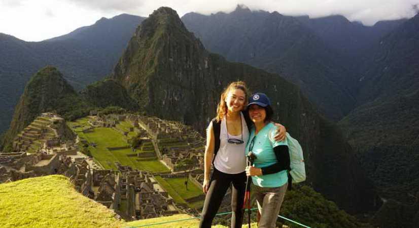 machu picchu tour after inca trail
