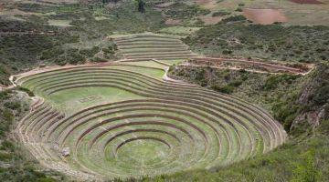 moray inca experimentation place Machu Picchu 2 Day Hike + Sacred Valley + Sun Gate