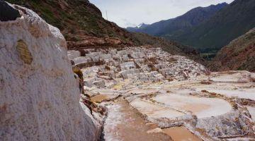 salt mines  Machu Picchu 2 Day Hike + Sacred Valley + Sun Gate