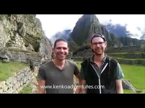 Embedded thumbnail for 2 Day Inca Trail Testimony - Kenko Adventures